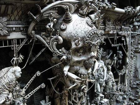 Машина апокалипсиса(мрачное искусство Криса Кукси) (Фото 9)