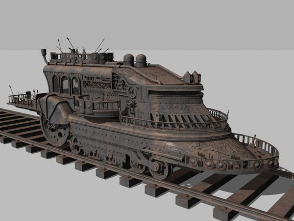 Подборка локомотивов (Фото 7)