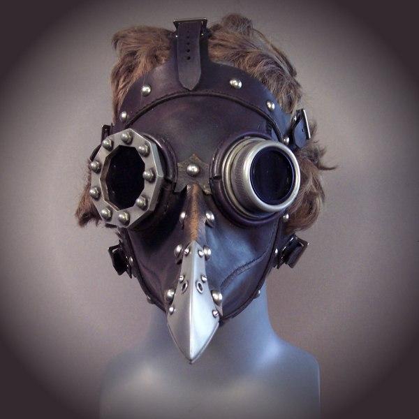 """""""Чумные"""" маски Доктора Банвелла (Фото 4)"""