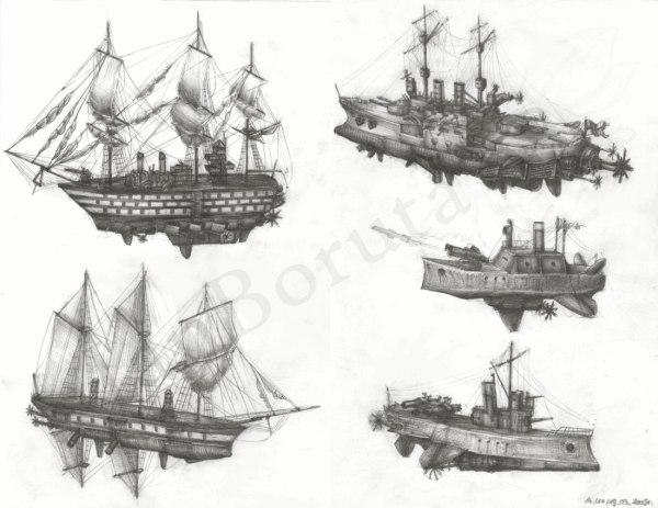 Steampunk admiral (Фото 7)