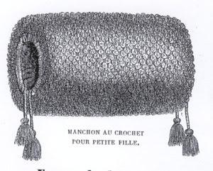 Зимняя мода 1860-х (Фото 12)
