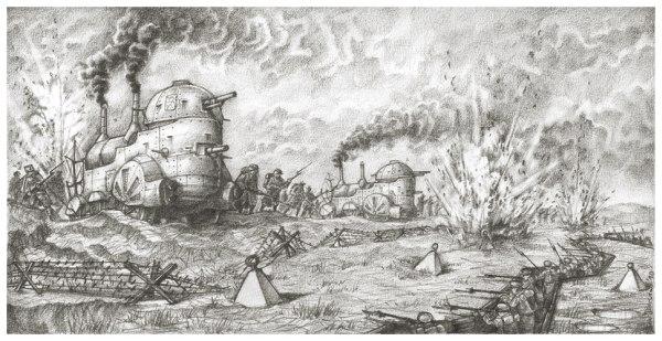 Steampunk admiral (Фото 13)