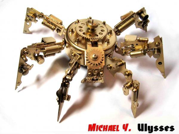 Скульптуры Michael Y. (Фото 3)