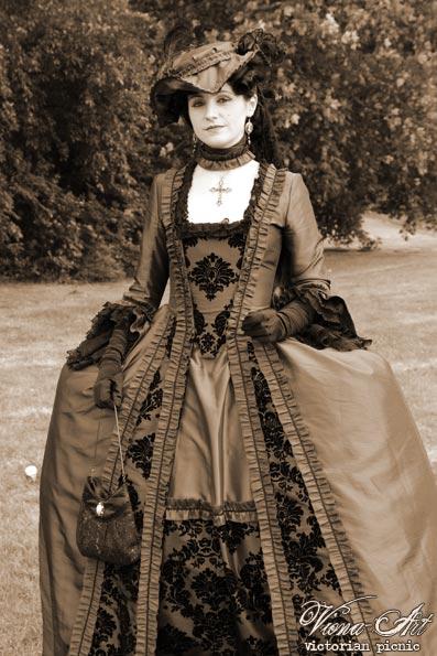 Викторианский пикник (Фото 16)