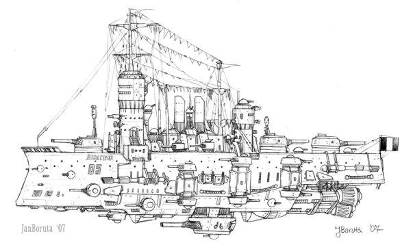 Steampunk admiral (Фото 14)
