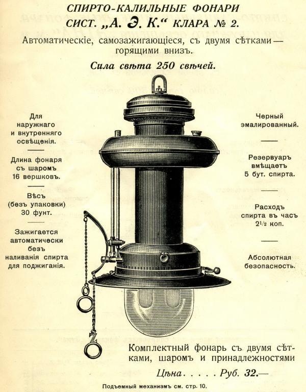 Лампы и Фонари (Фото 4)