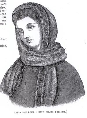 Зимняя мода 1860-х (Фото 4)