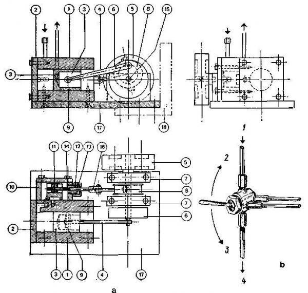 Принципиальные схемы.  Принципиальная схема светофора на транзисторах.