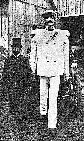 Луис Филипп Перью и его изобретение