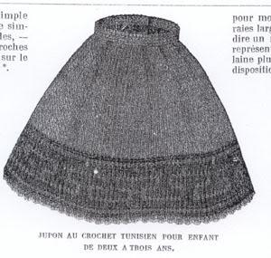 Зимняя мода 1860-х (Фото 18)