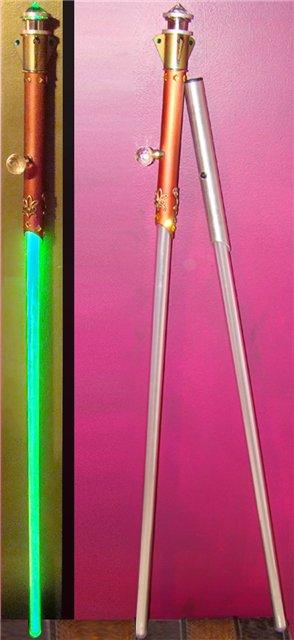 Световой меч в викторианском стиле (Фото 2)