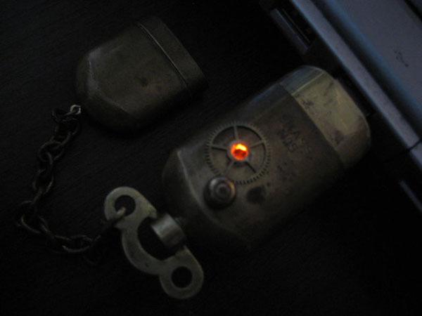 Steampunk Flash Drives (Фото 12)