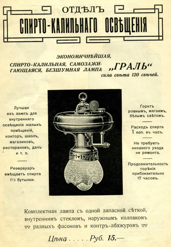 Лампы и Фонари (Фото 2)