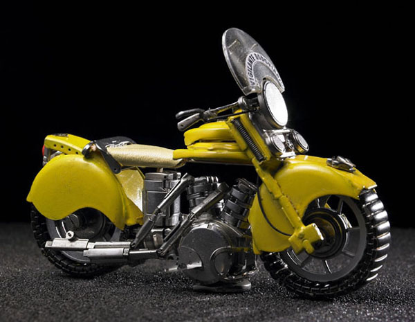 Мотоциклы José Geraldo Reis Pfau. (Фото 3)