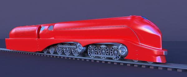 Подборка локомотивов (Фото 21)