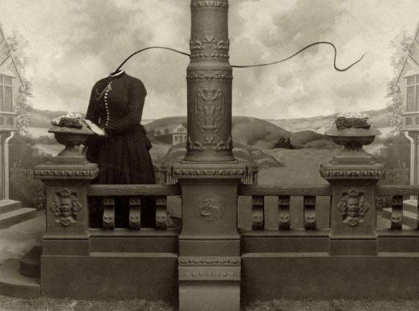 Кривое зеркало Викторианского Сюрреализма. (Фото 3)
