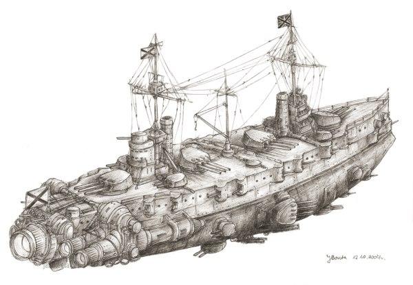 Steampunk admiral (Фото 16)
