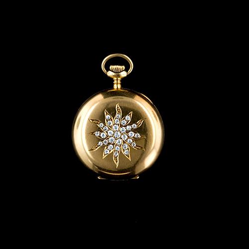 Часы-медальоны Викторианской эпохи (Фото 12)