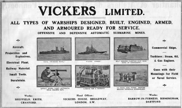 Vickers ltd