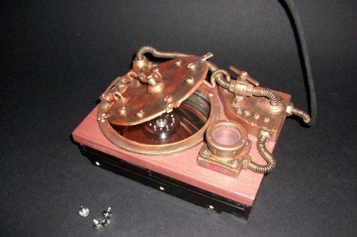 Steampunk HDD (Фото 2)