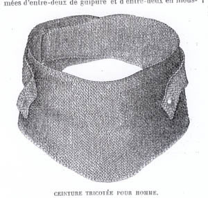 Зимняя мода 1860-х (Фото 27)