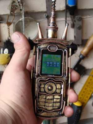 GSM в эпоху развитого паропанка (Фото 8)