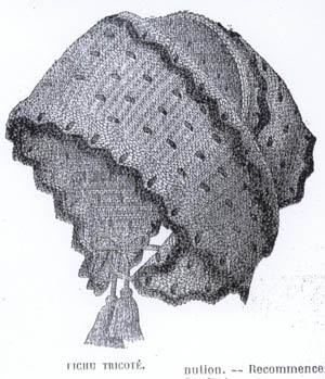 Зимняя мода 1860-х (Фото 7)
