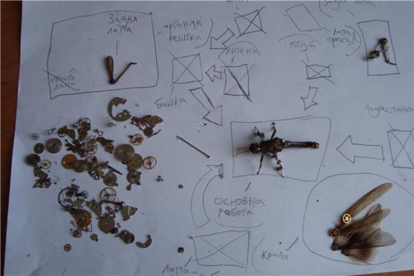 На тему насекомых (Фото 6)