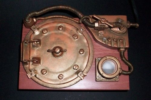 Steampunk HDD (Фото 3)