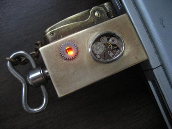 Steampunk Flash Drives (Фото 14)