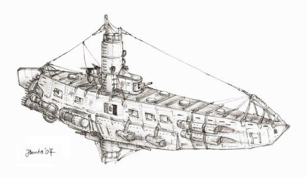 Steampunk admiral (Фото 15)