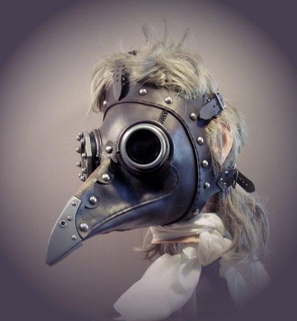 """""""Чумные"""" маски Доктора Банвелла (Фото 6)"""