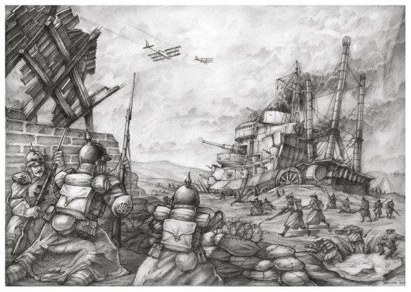 Steampunk admiral (Фото 12)