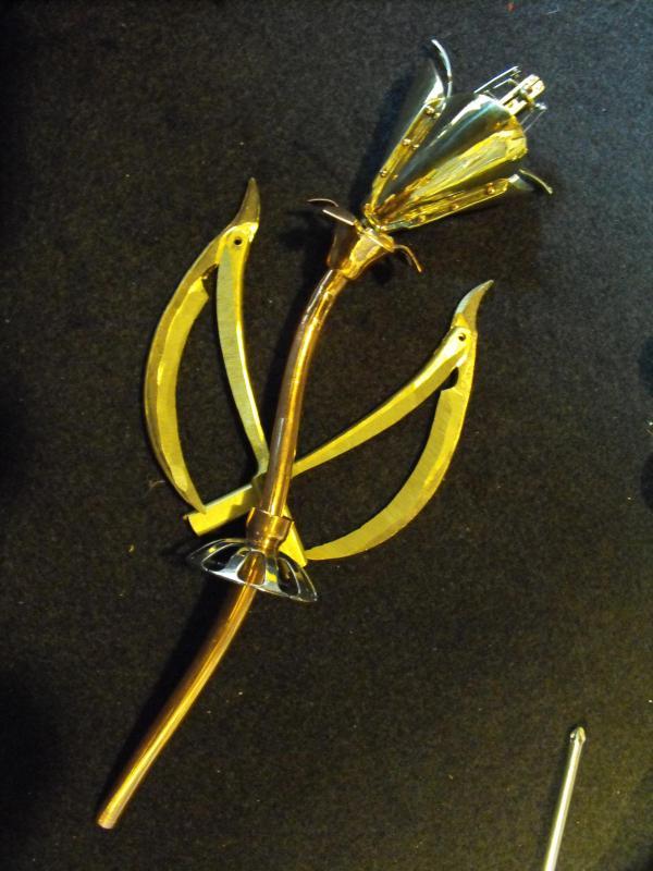 Цветок Николо Тесла № 4 (Фото 5)