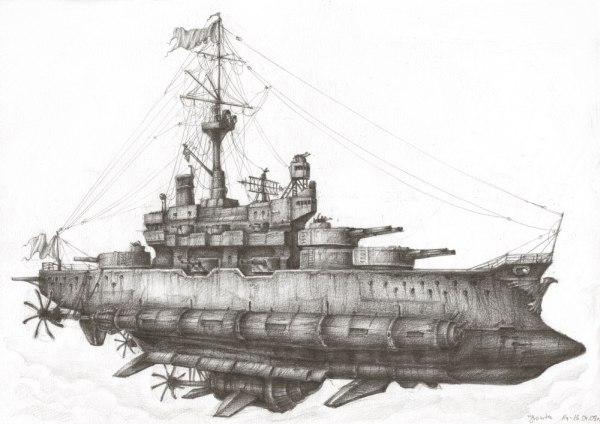 Steampunk admiral (Фото 2)
