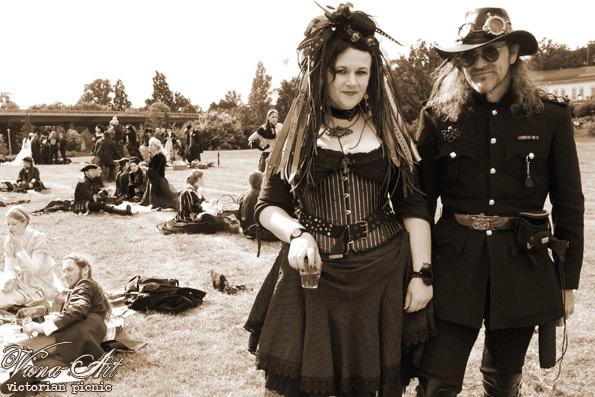 Викторианский пикник (Фото 5)