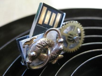 Флешки в cтиле Steampunk-3 (Фото 2)