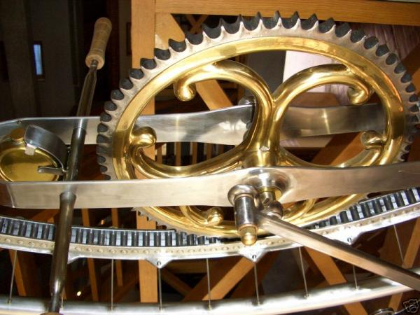 Steampunk Monowheel (Фото 4)