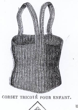 Зимняя мода 1860-х (Фото 15)