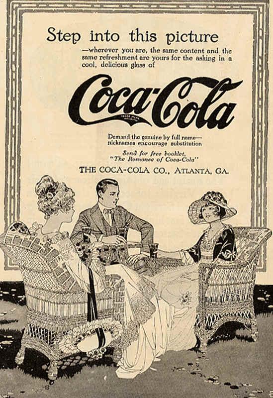 Газетная реклама Coca-Cola (Фото 3)
