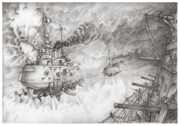 Steampunk admiral (Фото 6)