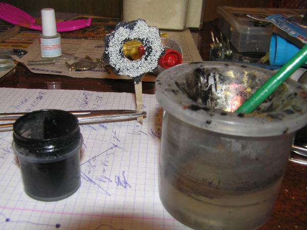 как я делал ржавчину (коррозию)) (Фото 9)