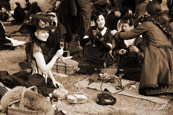 Викторианский пикник (Фото 8)