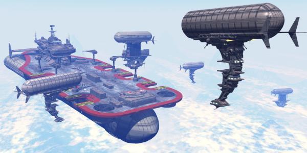 Воздушные порты (Фото 5)
