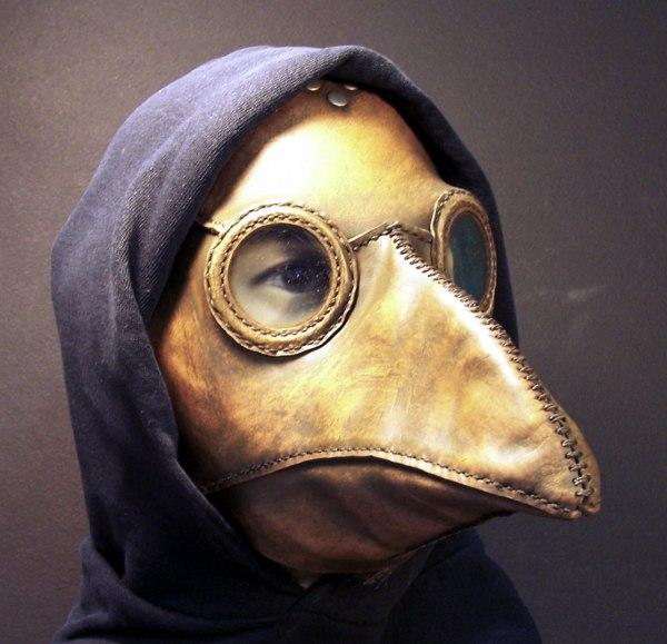 """""""Чумные"""" маски Доктора Банвелла (Фото 2)"""