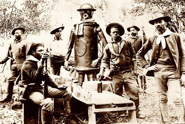 Boilerplate и солдаты