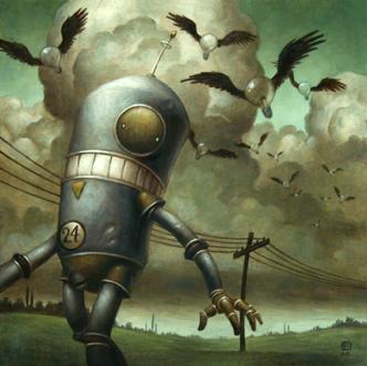 Добрые роботы Brian Despain. (Фото 5)