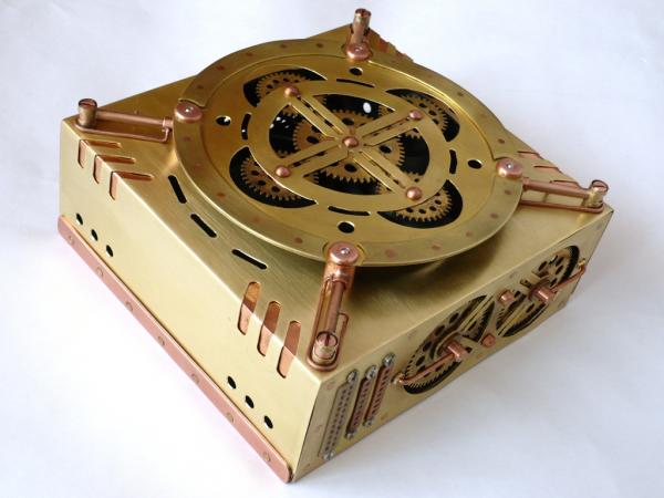 Steampunk PSU (One step to dream...) (Фото 3)