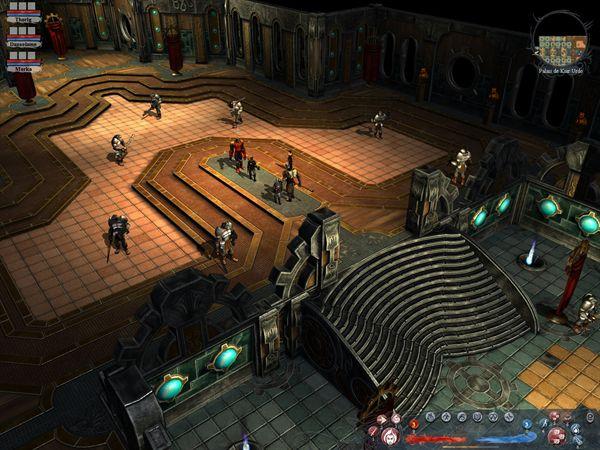 Silverfall,Давольно затягивающая SteamPunk RPG (Фото 4)