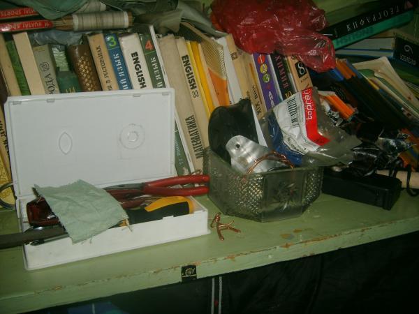 Моя мастерская и я. (Фото 6)